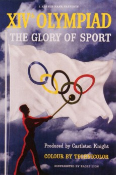 XIVth Olympiad: The Glory of Sport - Movie Poster