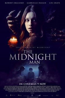 The Midnight Man - Movie Poster