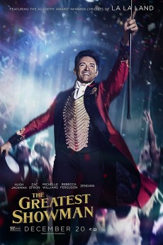 The Greatest Showman - Movie Poster