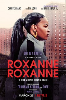 Roxanne Roxanne - Movie Poster