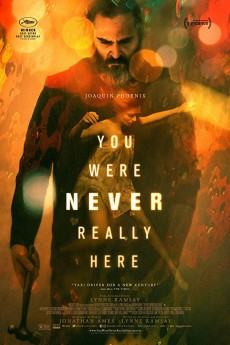 You Were Never Really Here - Movie Poster