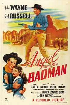 Angel and the Badman - Movie Poster