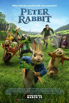 Peter Rabbit - Movie Poster