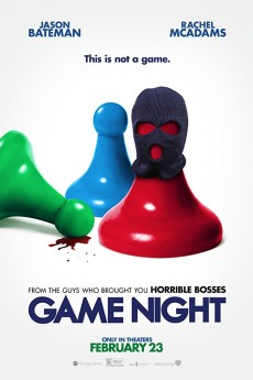 Game Night - Movie Poster