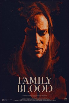 Family Blood - Movie Poster