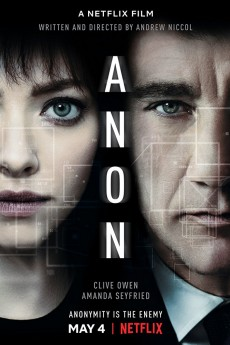 Anon - Movie Poster