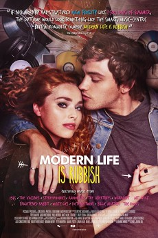 Modern Life Is Rubbish - Movie Poster