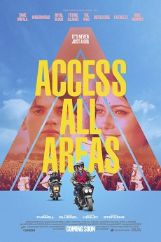 Access All Areas - Movie Poster