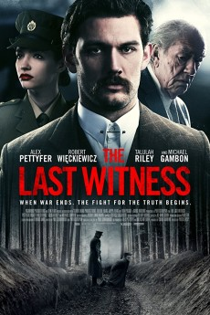 The Last Witness - Movie Poster