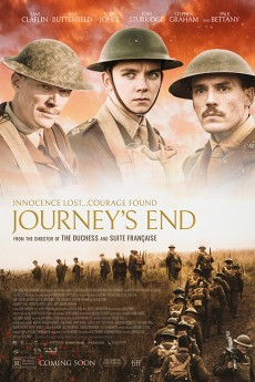 Journey's End - Movie Poster