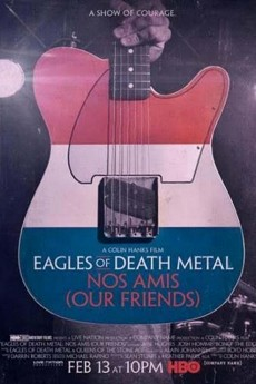 Eagles of Death Metal: Nos Amis - Movie Poster