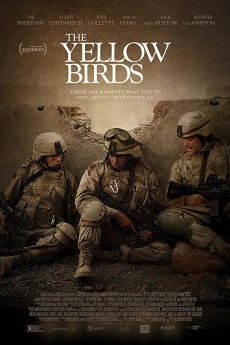 The Yellow Birds - Movie Poster