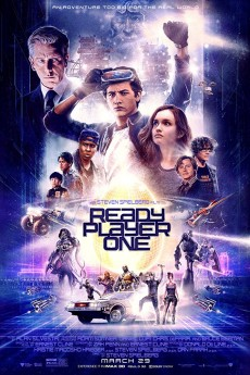 Ready Player One - Movie Poster