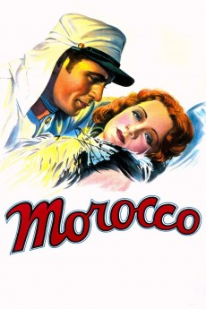 Morocco - Movie Poster