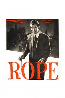 Rope - Movie Poster