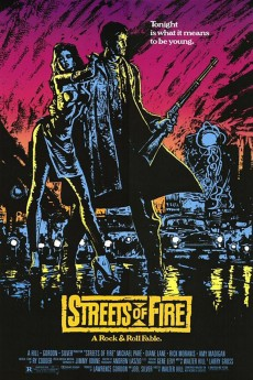 Streets of Fire - Movie Poster