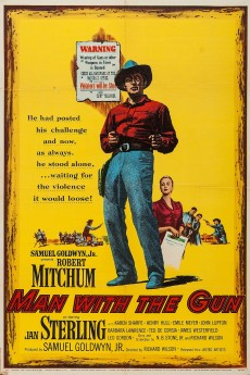 Man with the Gun - Movie Poster