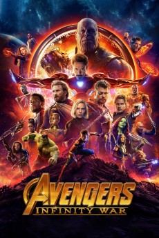 Avengers: Infinity War - Movie Poster