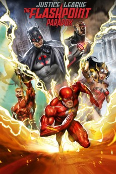 Justice League: The Flashpoint Paradox - Movie Poster