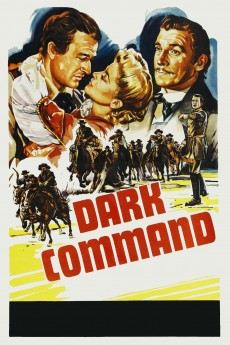Dark Command - Movie Poster