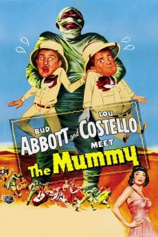 Abbott and Costello Meet the Mummy - Movie Poster