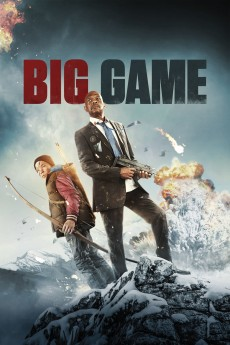 Big Game - Movie Poster