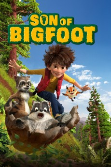 The Son of Bigfoot - Movie Poster