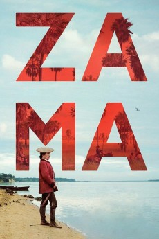 Zama - Movie Poster