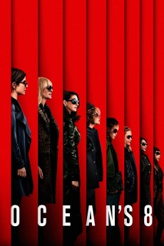 Ocean's Eight - Movie Poster