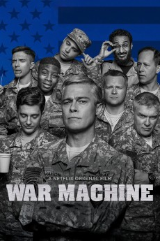 War Machine - Movie Poster