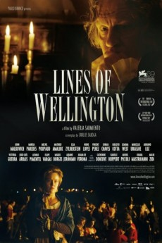 Lines of Wellington - Movie Poster