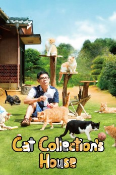 Neko Atsume House - Movie Poster