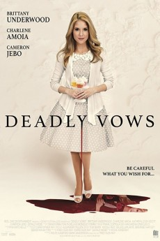 Deadly Vows - Movie Poster