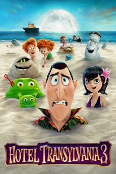 Hotel Transylvania 3: Summer Vacation - Movie Poster