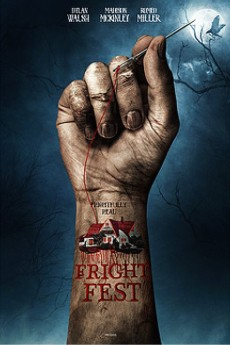 American Fright Fest - Movie Poster