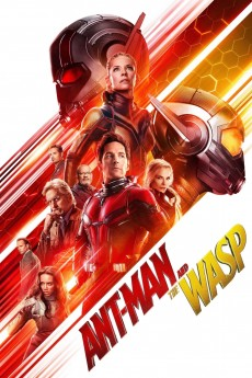 Ant-Man and the Wasp - Movie Poster