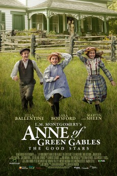 L.M. Montgomery's Anne of Green Gables: The Good Stars - Movie Poster