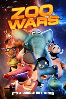 Zoo Wars - Movie Poster