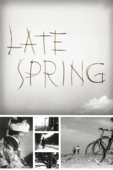 Late Spring - Movie Poster