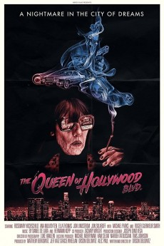 The Queen of Hollywood Blvd - Movie Poster