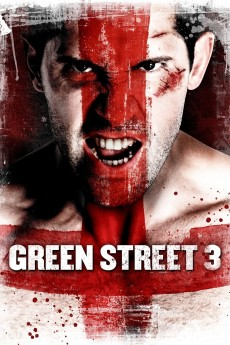 Green Street 3: Never Back Down - Movie Poster