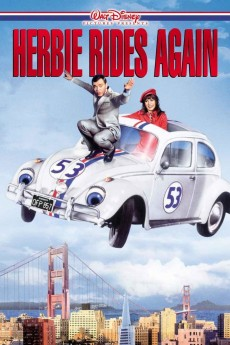 Herbie Rides Again - Movie Poster