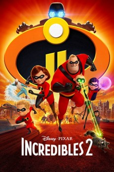 Incredibles 2 - Movie Poster