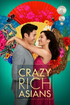 Crazy Rich Asians - Movie Poster