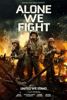 Alone We Fight - Movie Poster