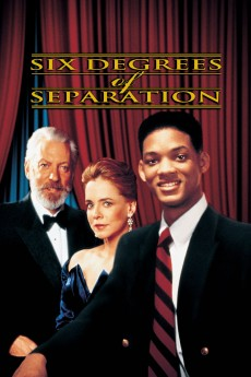 Six Degrees of Separation - Movie Poster
