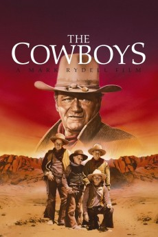The Cowboys - Movie Poster