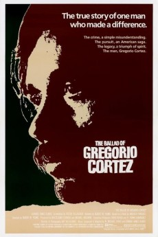 The Ballad of Gregorio Cortez - Movie Poster