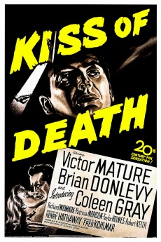 Kiss of Death - Movie Poster