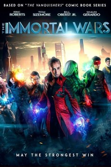 The Immortal Wars - Movie Poster